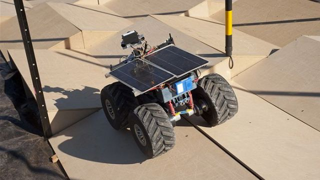 Space rover testing in outback SA - ABC North and West SA ...