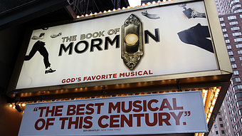 The Church of Jesus Christ of Latter-day Saints has chosen not to take offence or campaign against the musical, but to recognise the opportunity it presents to witness to our Christian faith.