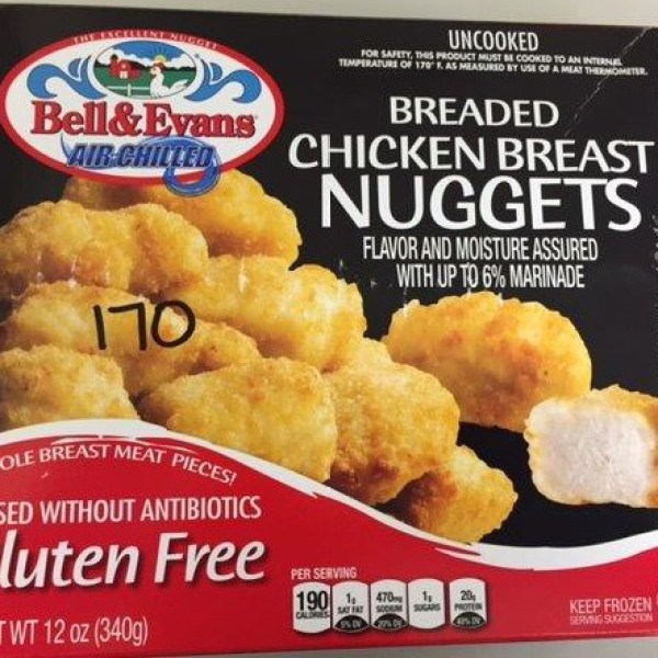 bell evans nuggets front_151786