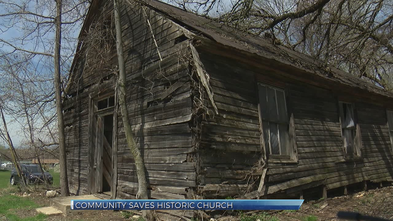 Community saves historic church
