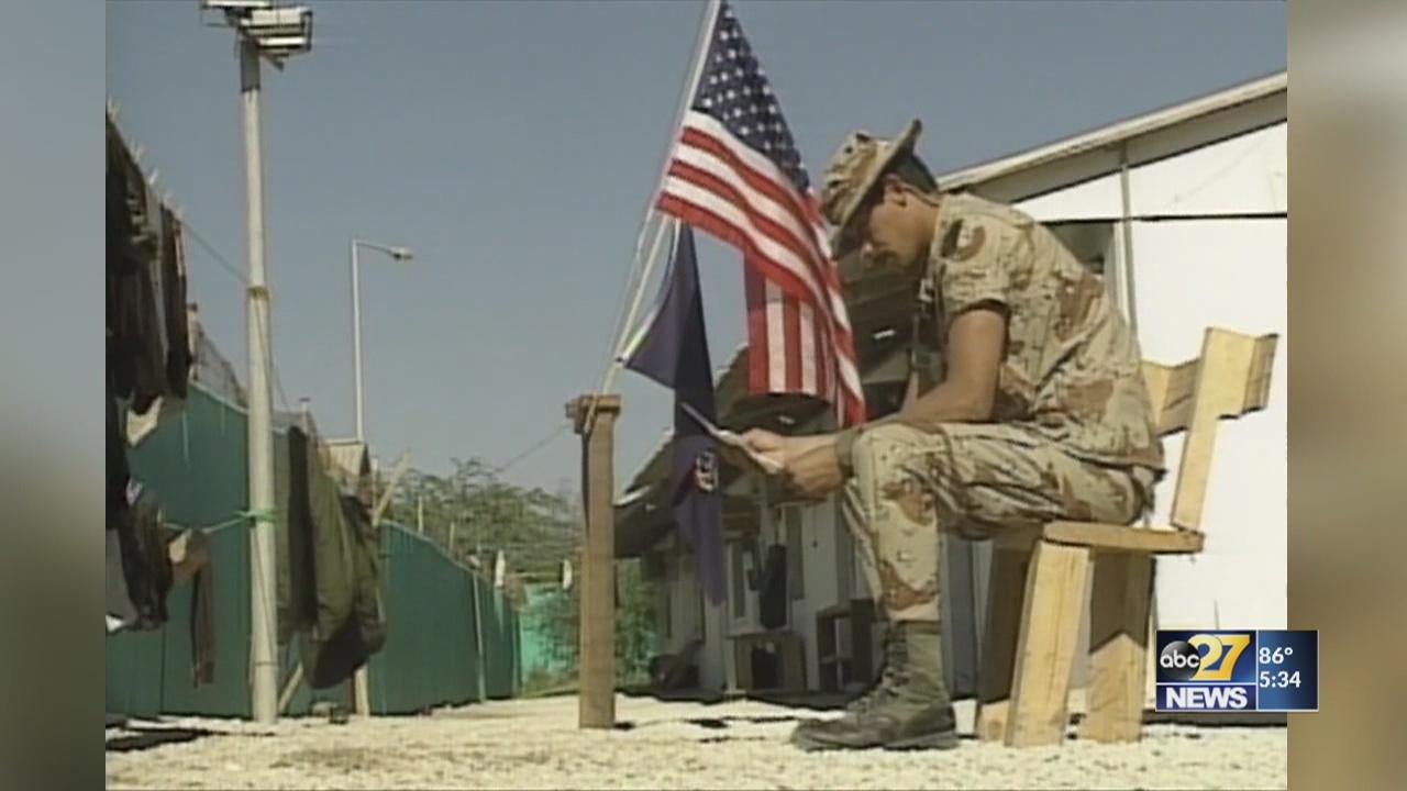 Return The Favor: Gulf War veterans bonus