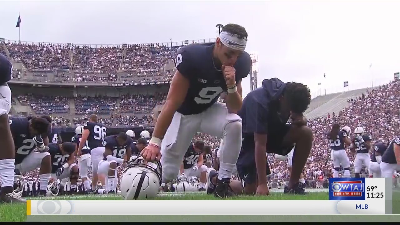 PSU, KENT STATE HIGHLIGHTS