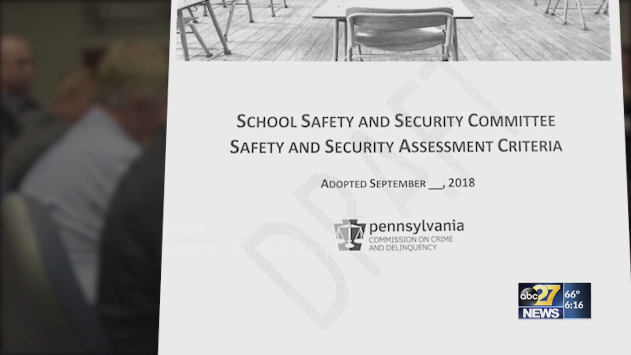 Schools under deadline to complete safety survey