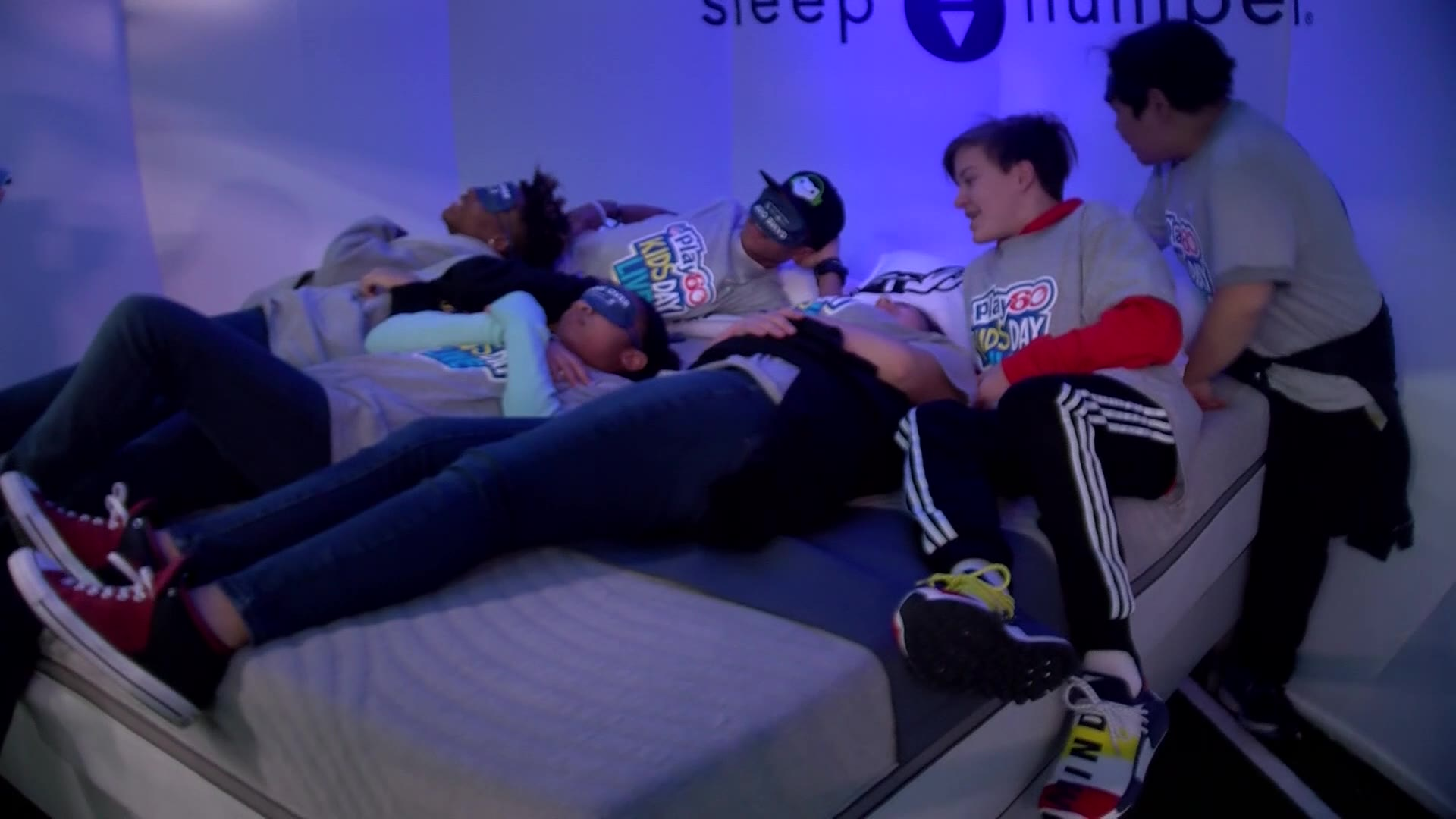 Fans can get some rest with Super Bowl Experience
