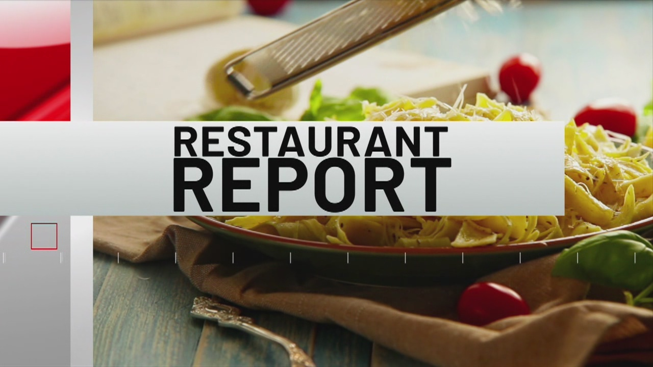 Restaurant Report: Slimy pink film, dirty utensils