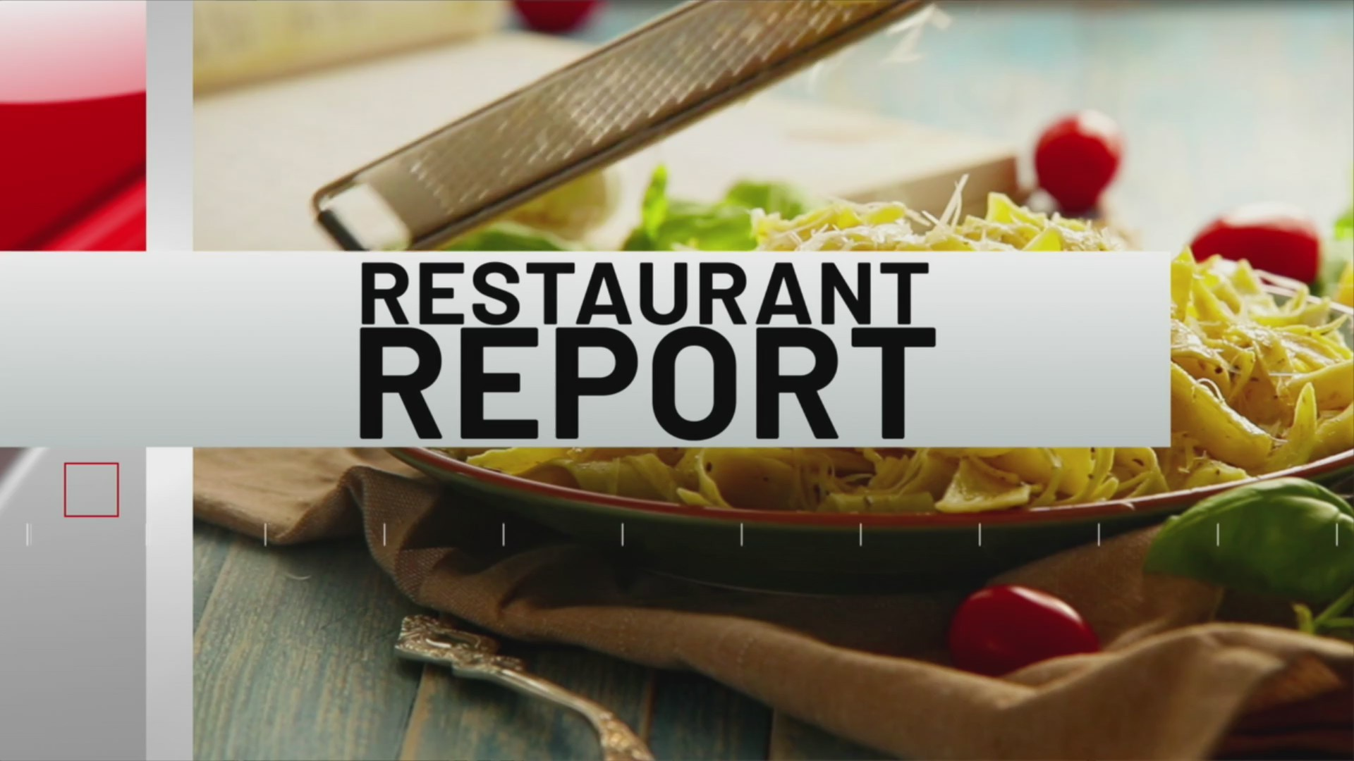 Restaurant Report: Insects, uncovered food, raw pork