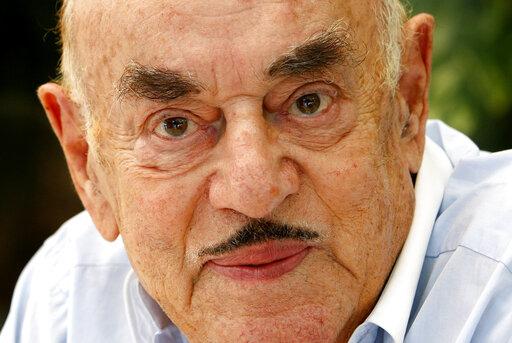 Film producer and Holocaust survivor Artur Brauner dies   ABC27