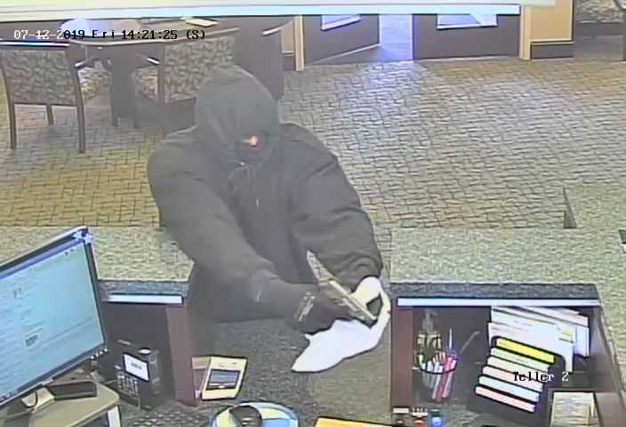 camp hill bank robbery