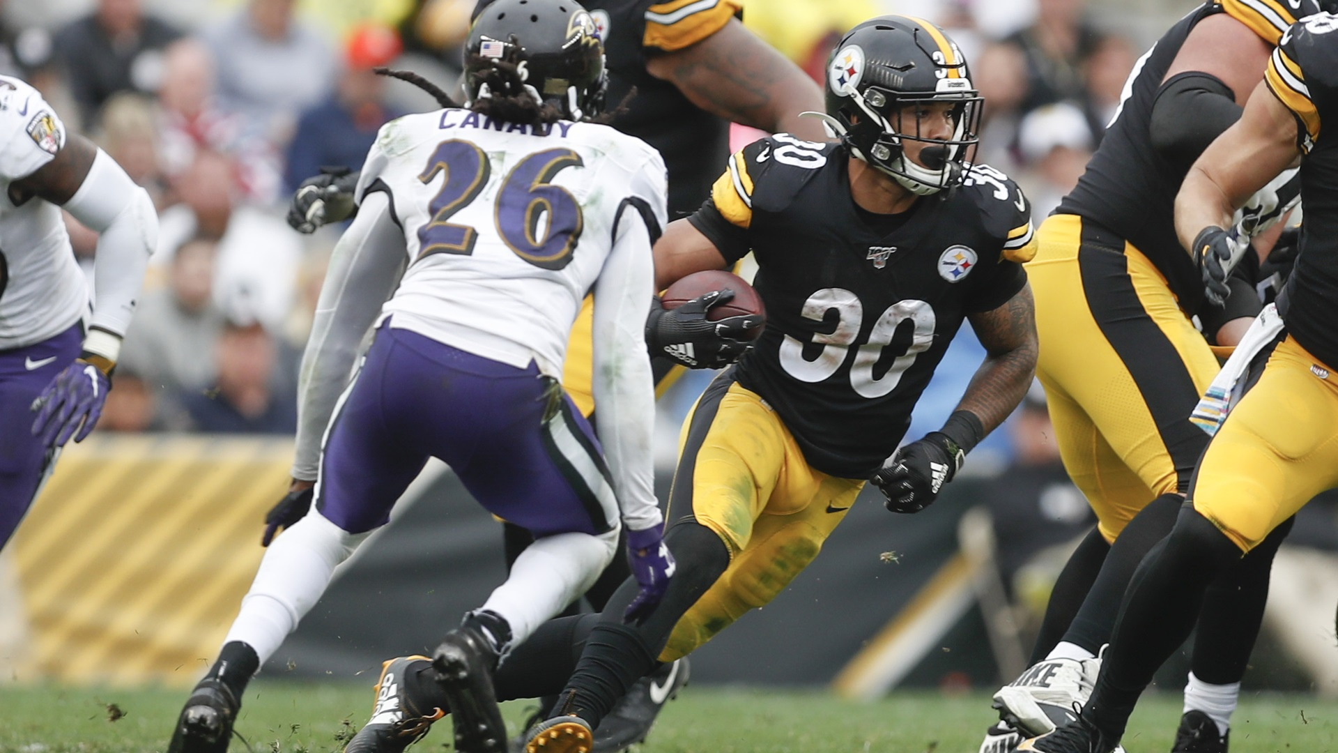 As Offense Stalls Steelers Defense Tries To Pick Up Slack