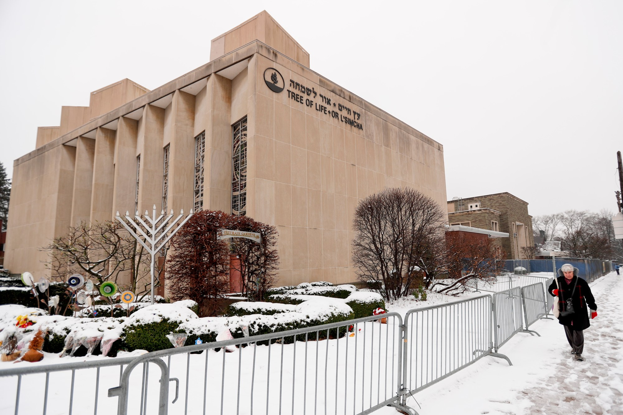 Tree of Life Synagogue