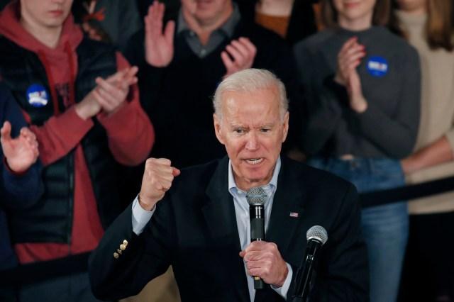 Biden tells NH Democrats that Buttigieg 'not a Barack Obama' | ABC27