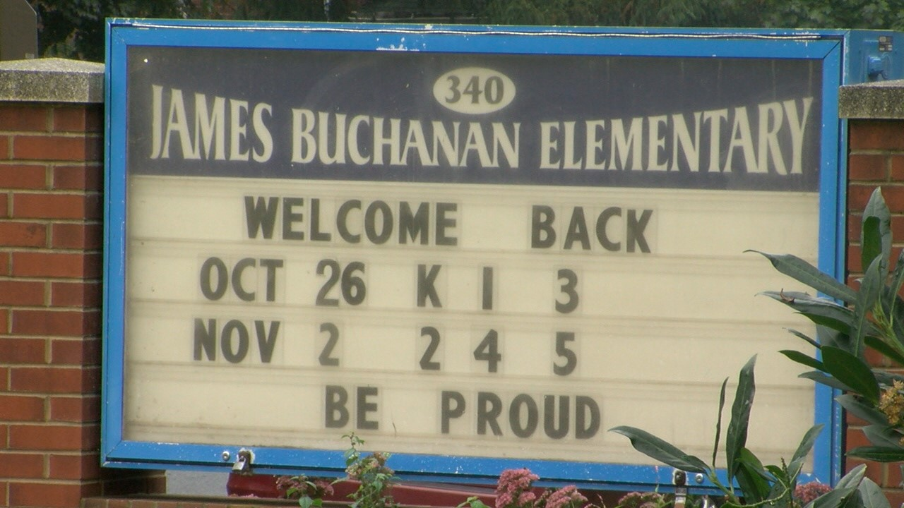 James Buchanan Elementary School