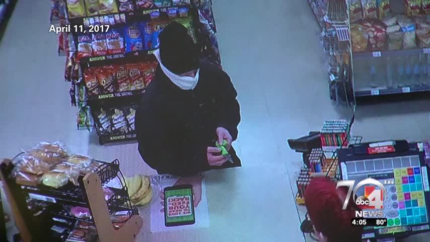Observant citizen helps police catch 'dangerous robber'