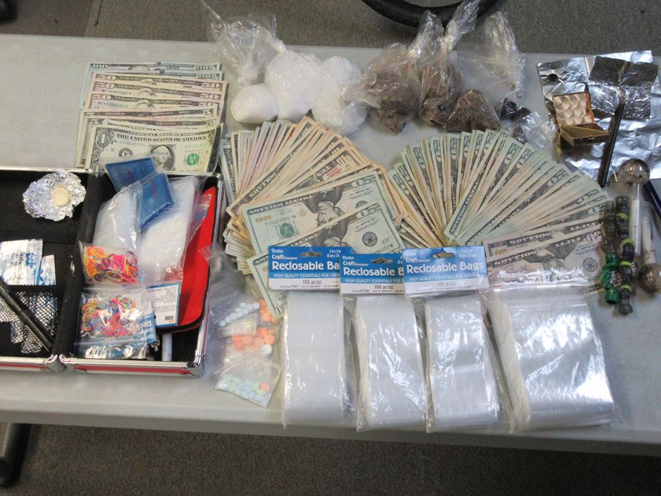 Two arrested after significant drug bust at Price Motel