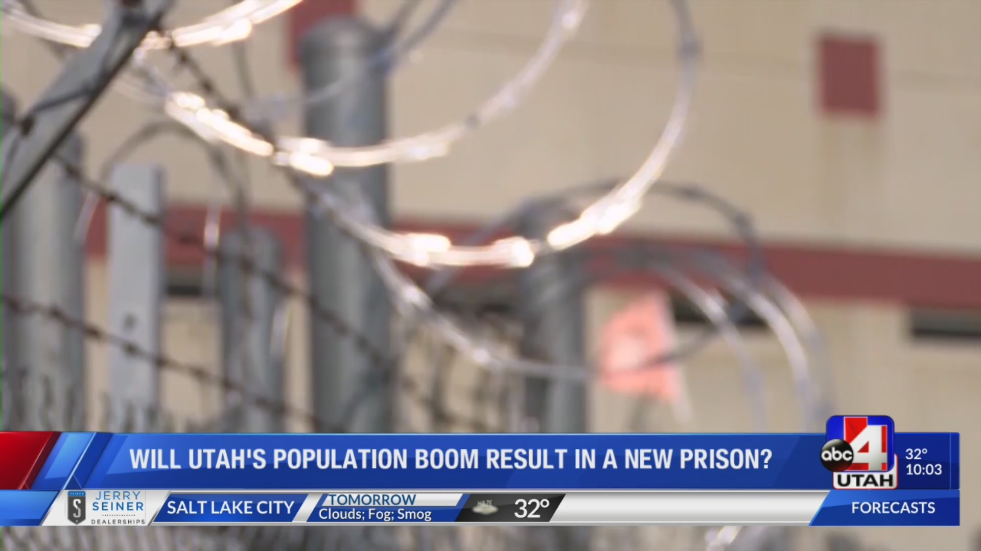 Will Utah's population boom result in new prison?