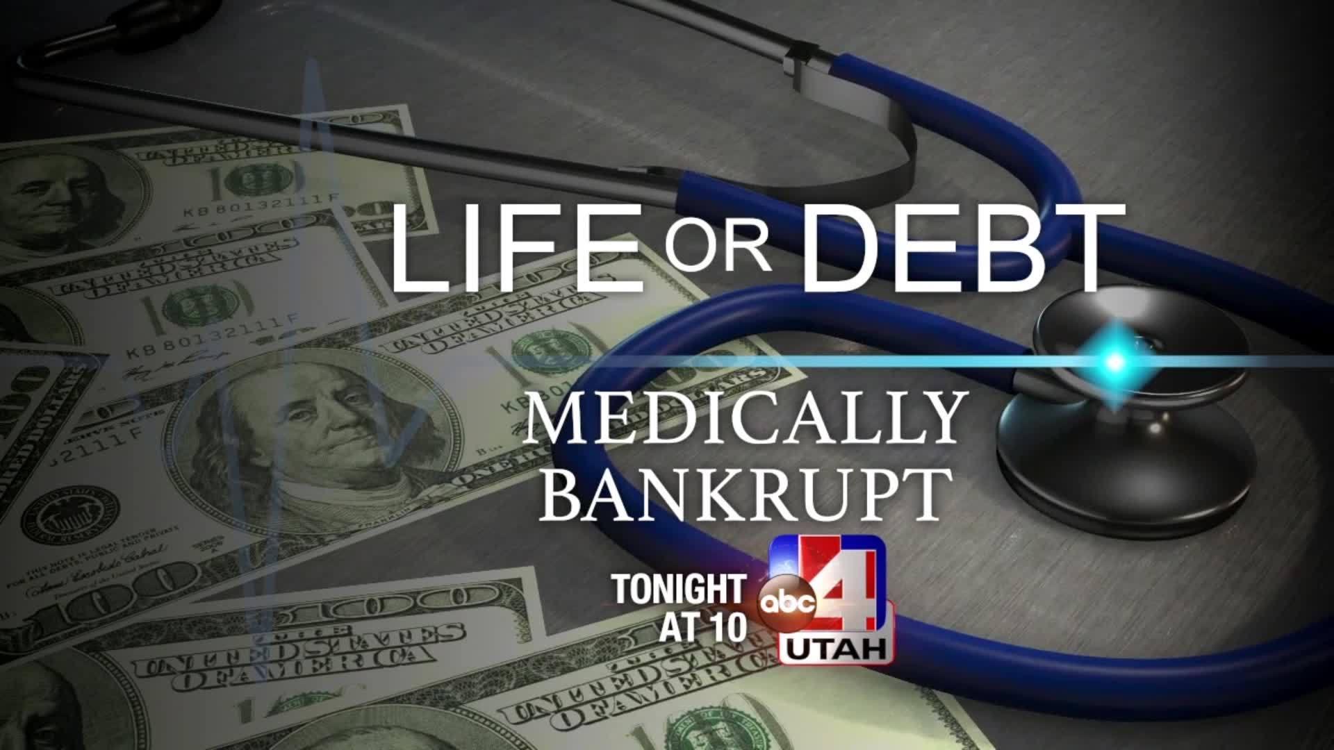 Life or Debt: Medically Bankrupt