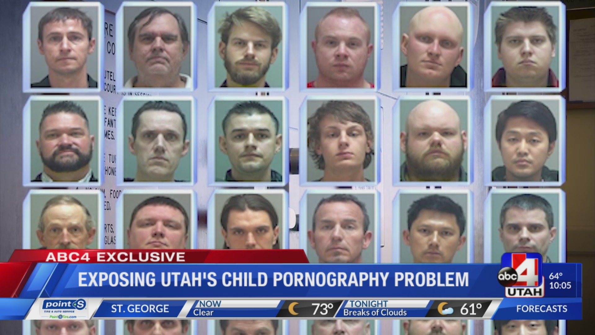 Utah's Child Pornography Problem: Offenders often see little to no jail time