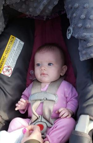 Family says goodbye to 4-month-old Adalyn, want others to