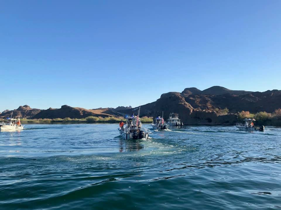 Search and rescue find 16-year-old drowning victim near Lake Havasu