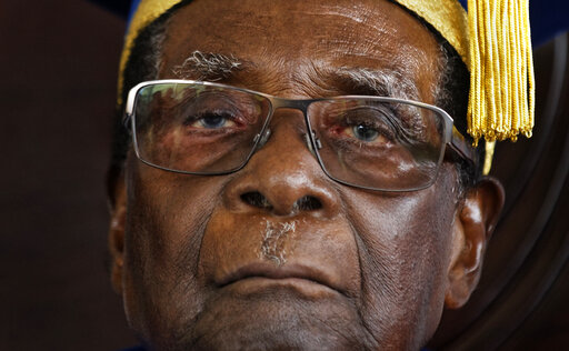 Robert Mugabe