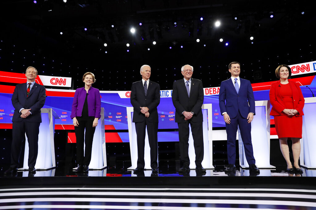 presidential debate - photo #9