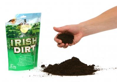 Terre irlandaise vendue par Auld Sod