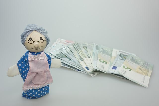 argent de poche en aidant les personnes âgées