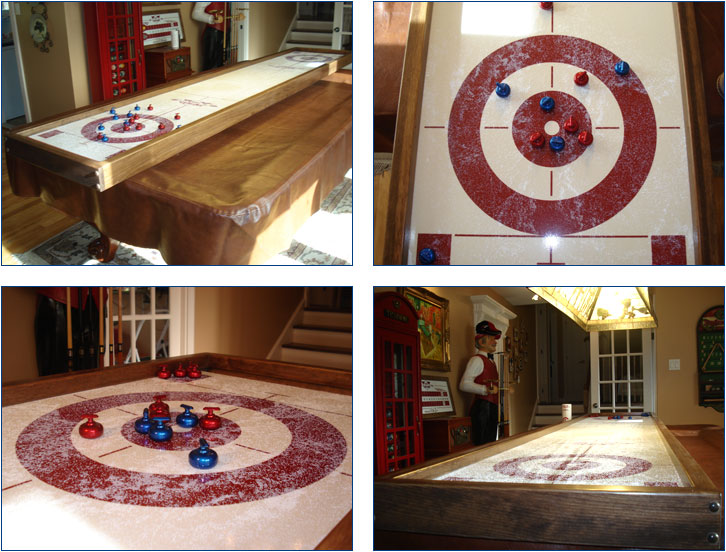Curling Conversion Top Curling Game Tables Bonspiel Curling Brier Championship Curling