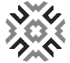 Pecan Brown White Cowhide Rug 16936