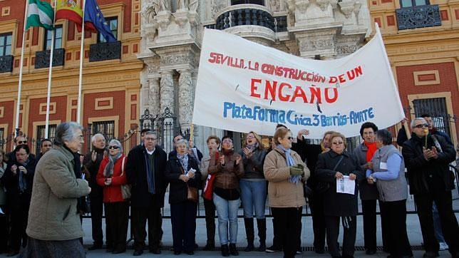Tres Barrios-Amate insta a que Junta y Ayuntamiento lleguen a un acuerdo