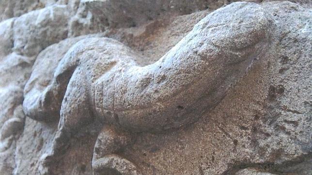 Los restos más antiguos de la ciudad, un posible prostíbulo