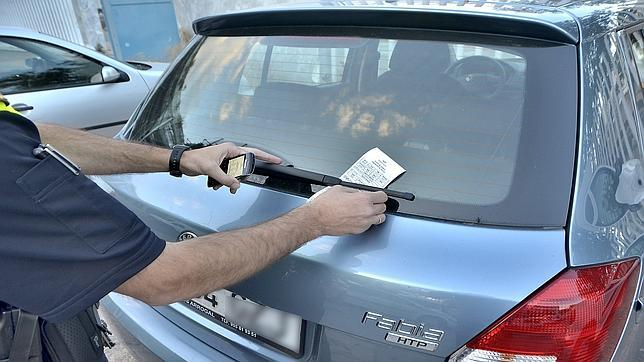 Las multas de tráfico: al final, se pagan