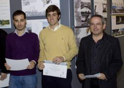 Un concurso de ideas de estudiantes de Arquitectura «rescata» el Puente de Hierro