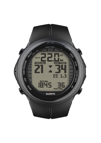 Suunto DX Elastomer + USB