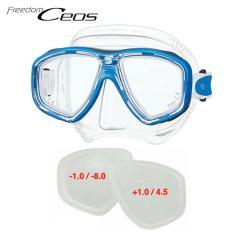 Tusa Freedom Ceos M-212 inclusief glas op sterkte