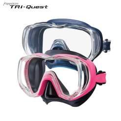 Tusa Tri-Quest M3001QB Duikbril
