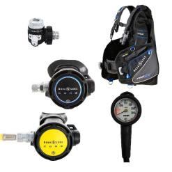 Aqua Lung Core Supreme set + Pro HD BCD XL + ESM 400 bar