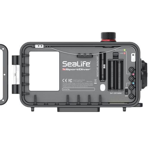 Sealife Sportdiver iPhone underwaterhouse #SL400