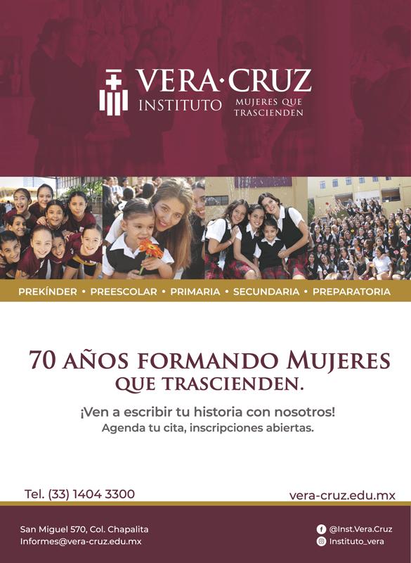 Anuncio edición 28 Instituto de la Veracruz