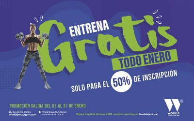 World Group Gym Providencia