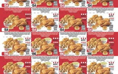 KFC CUPONES