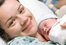 Os primeiros dias do bebé em casa