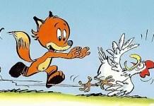 Jogo: o lobo e a galinha