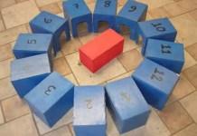 Jogo infantil: Coelhos às tocas