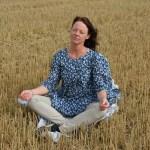 Aulas de meditação para grávidas