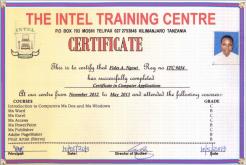 Fides-certificate