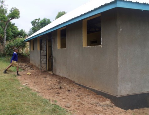 Kitowo/Napaku PS toilet block