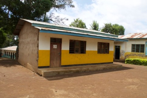 Library at Kiunguni/Komalyangoe PS