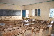 Nduweni PS classroom needs reno to be a library