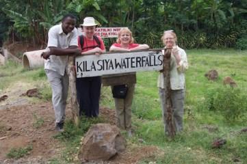 off to Kilasiya Falls